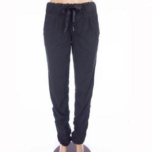 Lululemon studio lined pants size 10.